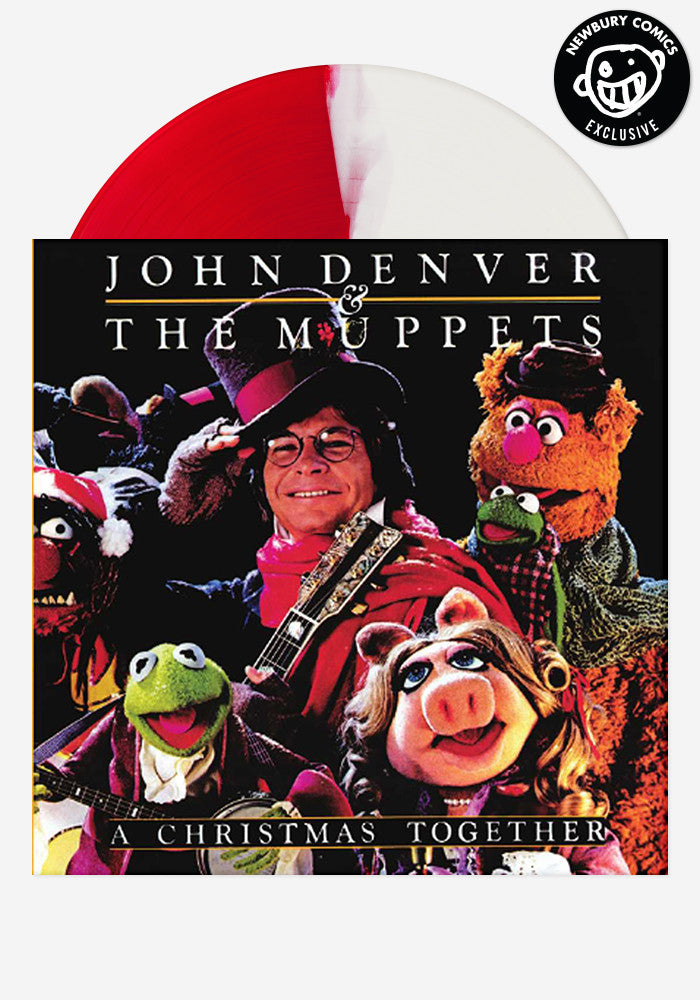 John Denver & The Muppets-A Christmas Together Exclusive LP Color ...