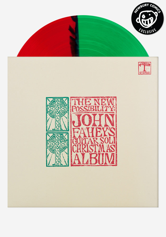 JOHN FAHEY The New Possibility Exclusive LP