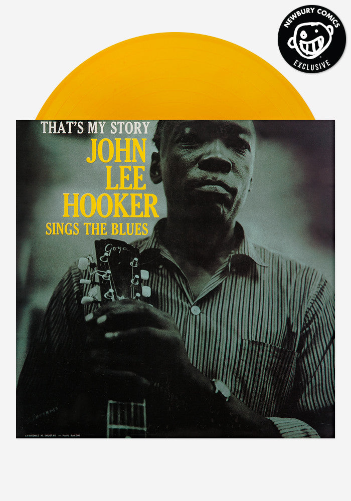JOHN LEE HOOKER That's My Story Exclusive LP
