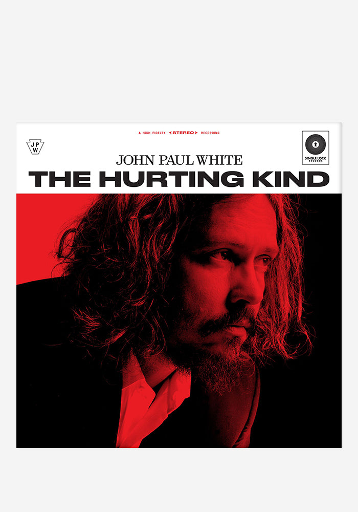 JOHN PAUL WHITE The Hurting Kind CD With Autographed Booklet