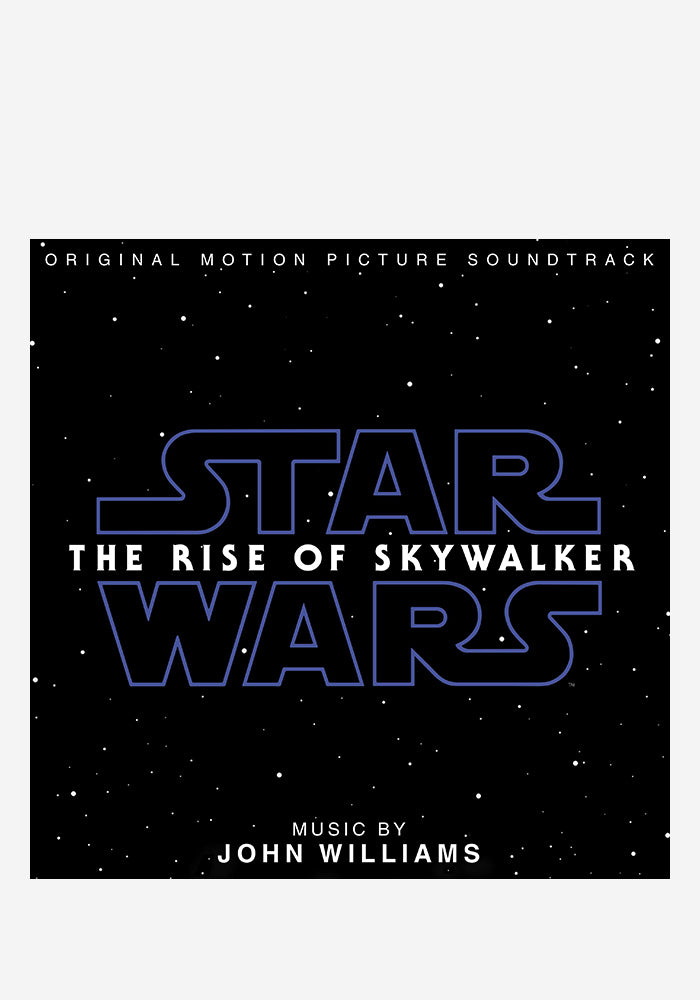 JOHN WILLIAMS Soundtrack - Star Wars: The Rise Of Skywalker 2LP