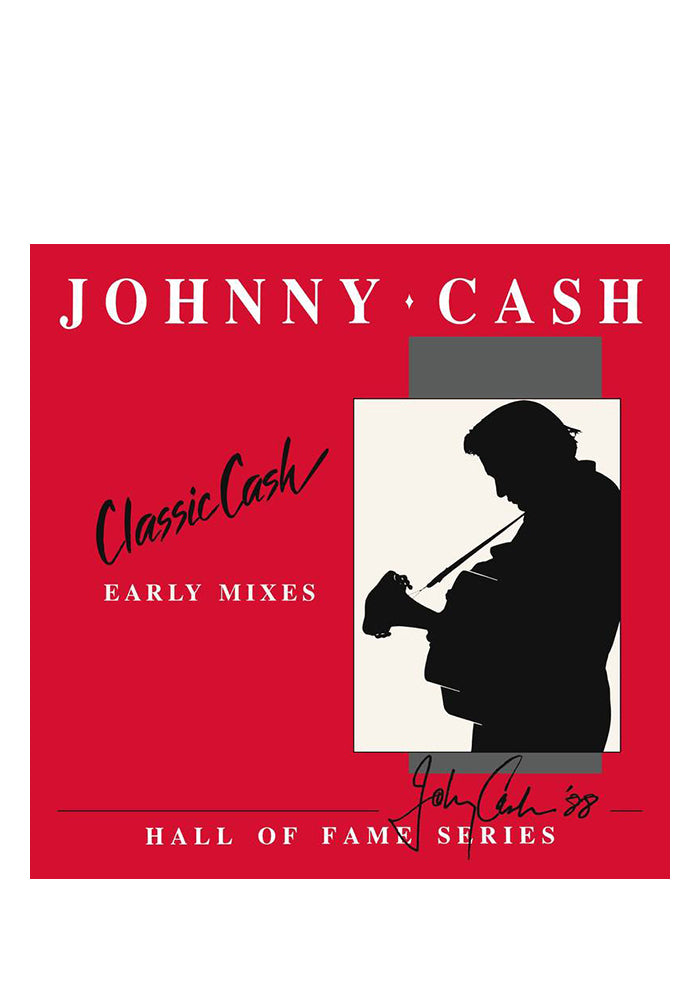 JOHNNY CASH Classic Cash: Hall Of Fame Series - Early Mixes (1987) 2LP