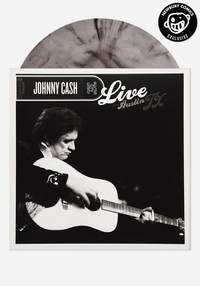 JOHNNY CASH Johnny Cash Live From Austin, TX Exclusive LP