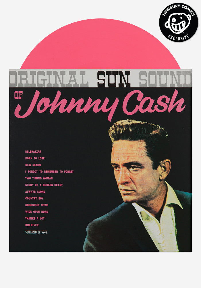 JOHNNY CASH Original Sun Sound Of Johnny Cash Exclusive LP