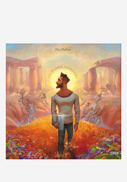 Jon Bellion Human Condition With Autographed Cd Booklet