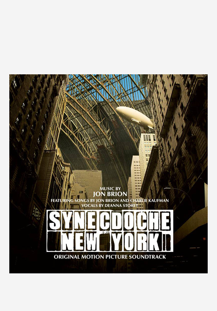 JON BRION Soundtrack - Synecdoche New York LP (Color)