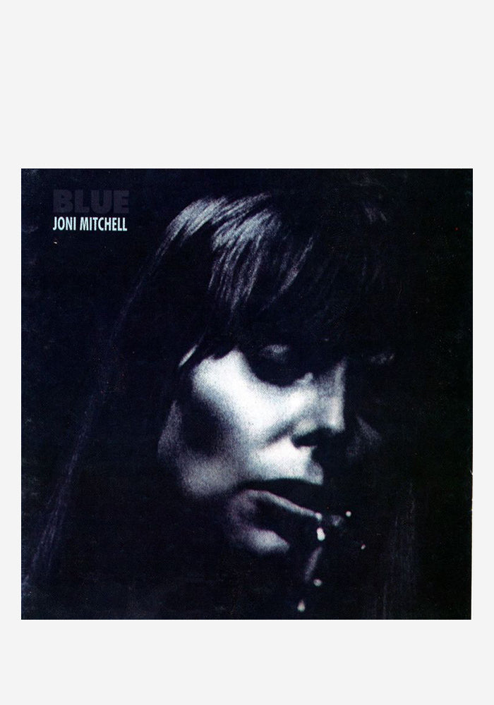 JONI MITCHELL Blue LP (Color)