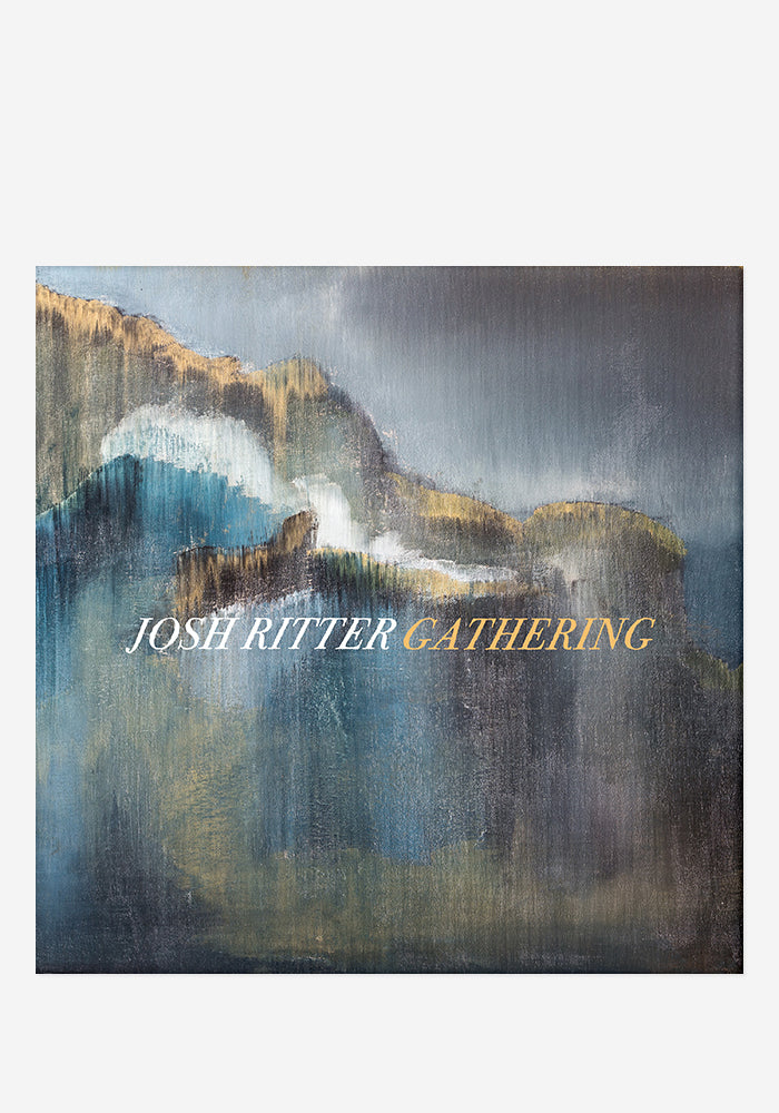 JOSH RITTER Gathering Deluxe Edition 2 CD With Autographed Booklet