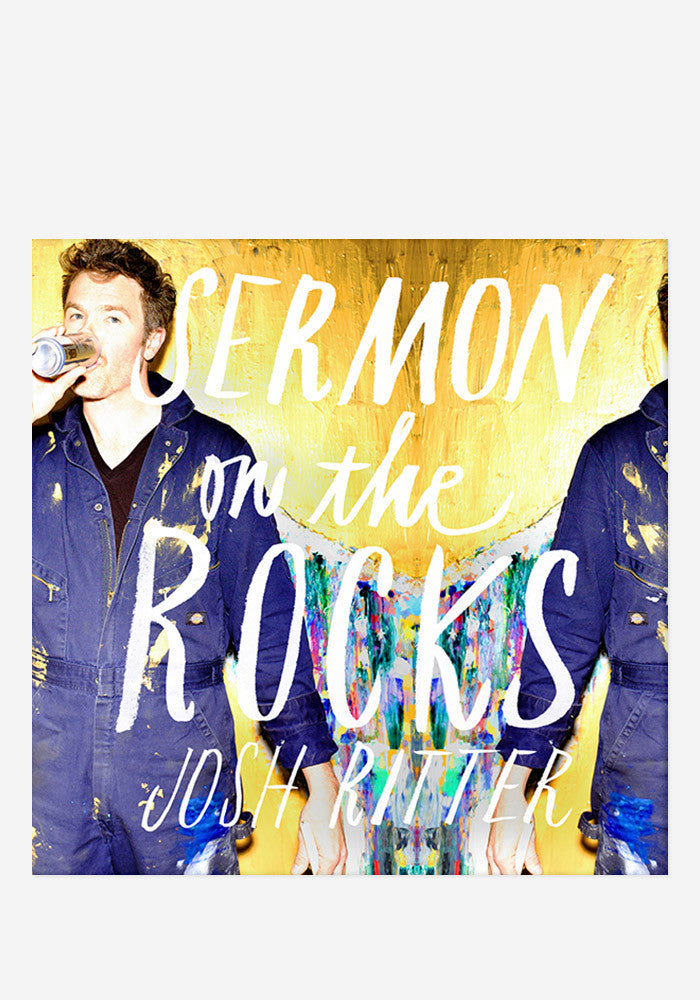 JOSH RITTER Sermon On The Rocks Deluxe Edition With Autographed Booklet