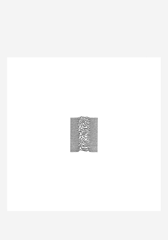 JOY DIVISION Unknown Pleasures (40th Anniversary) LP (Color)
