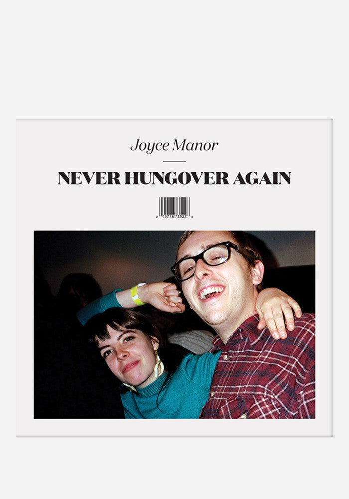 JOYCE MANOR Never Hungover Again LP