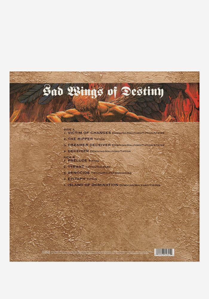 JUDAS PRIEST Sad Wings Of Destiny Exclusive LP