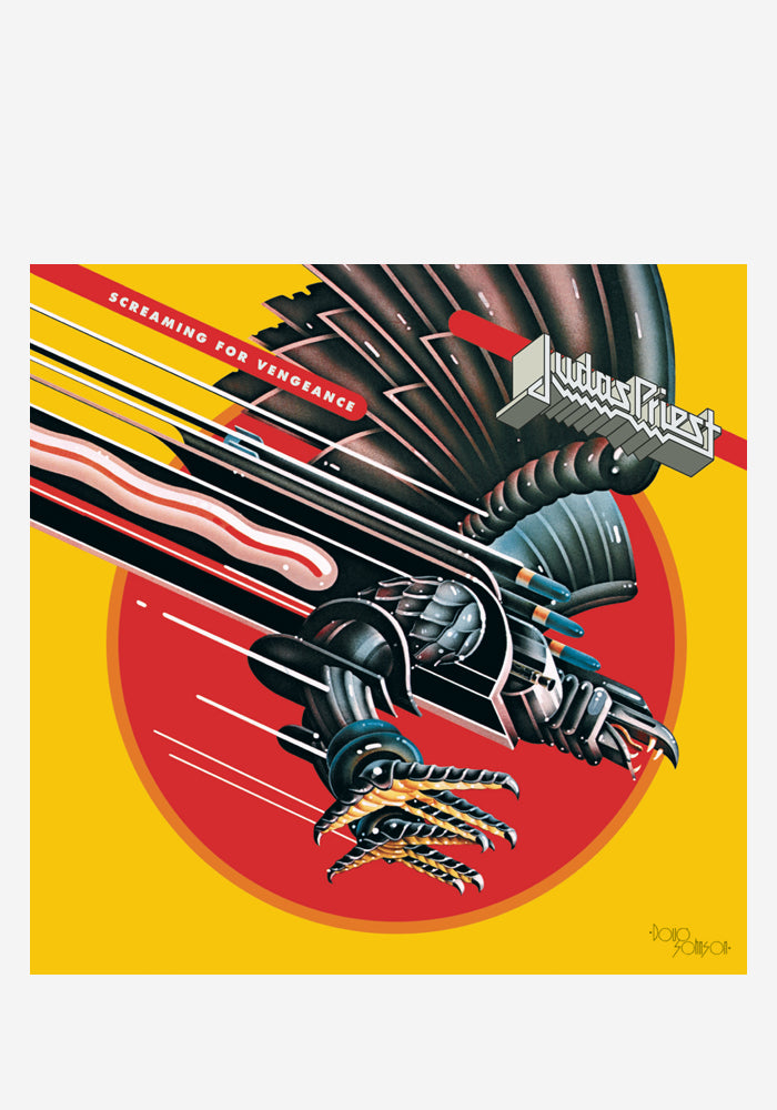 JUDAS PRIEST Screaming For Vengeance LP
