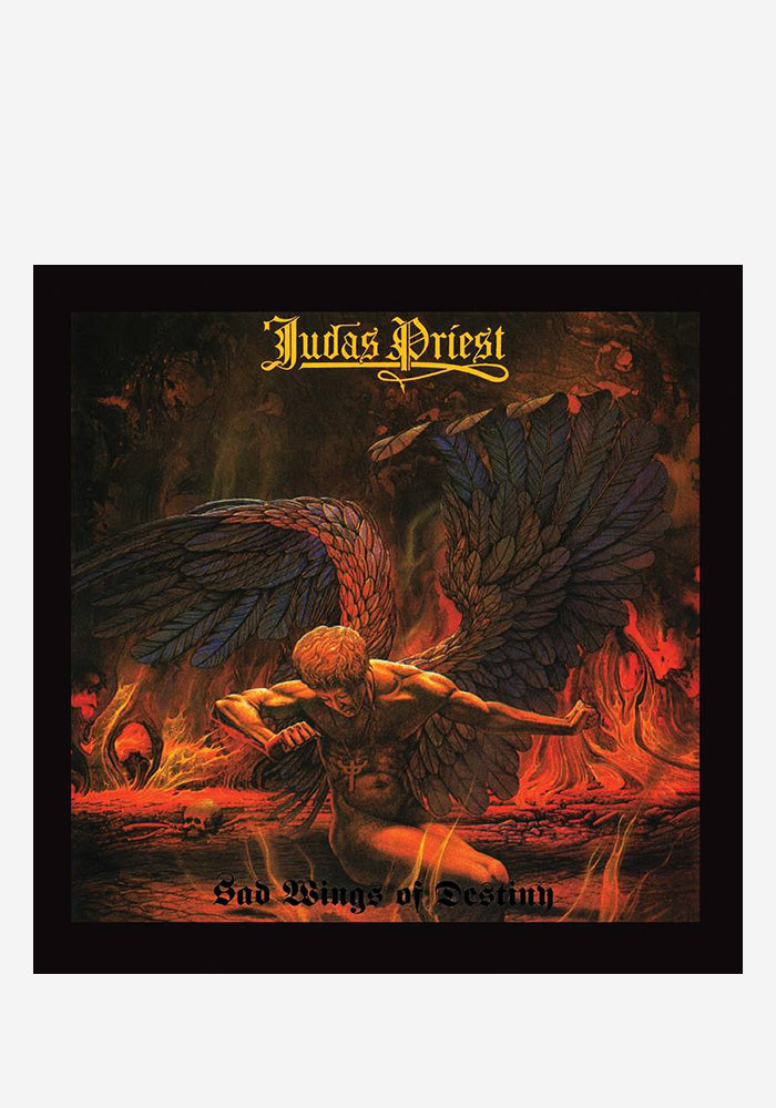 JUDAS PRIEST Sad Wings Of Destiny 2LP (Color)