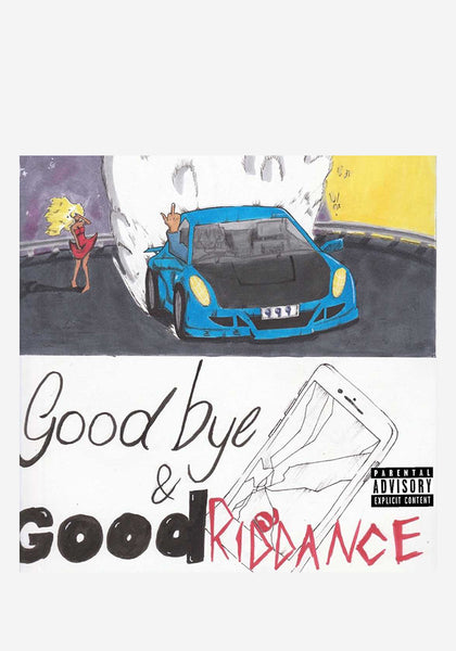 Juice Wrld Goodbye Amp Good Riddance Lp Vinyl Newbury Comics