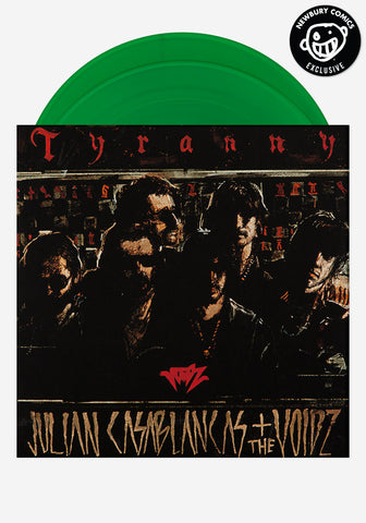 JULIAN CASABLANCAS AND THE VOIDZ Tyranny Exclusive 2 LP