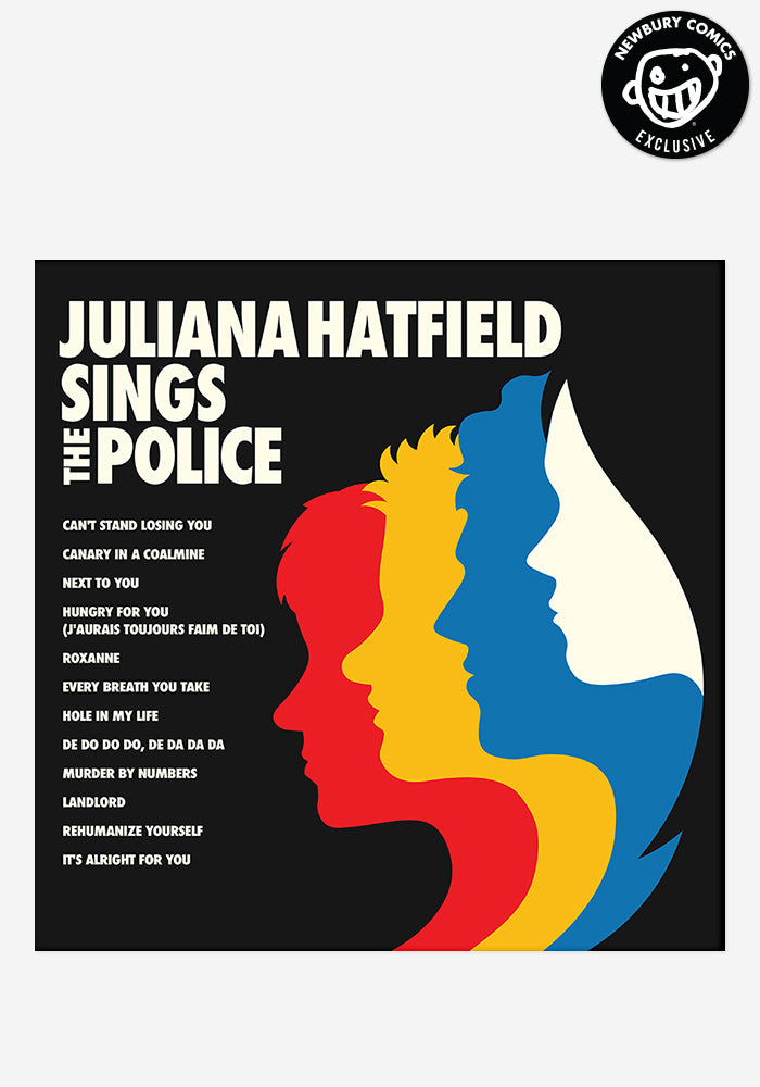 JULIANA HATFIELD Juliana Hatfield Sings The Police Exclusive LP