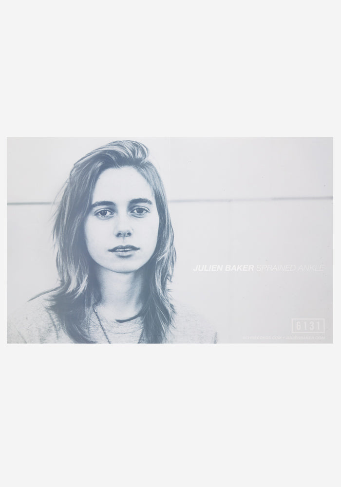 JULIEN BAKER Sprained Ankle Exclusive LP