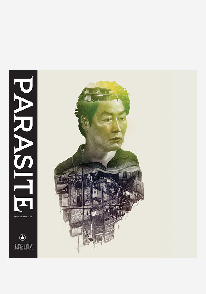 JUNG JAE IL Soundtrack - Parasite 2LP (Color)