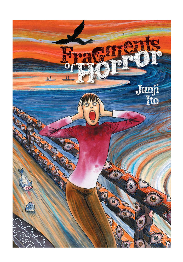 JUNJI ITO Fragments Of Horror Hardcover Manga