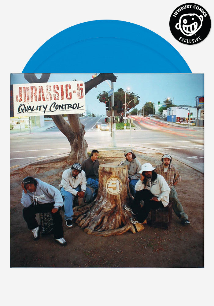 JURASSIC 5 Quality Control Exclusive 2-LP