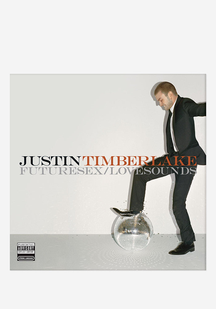 JUSTIN TIMBERLAKE Future Sex/Lovesounds 2 LP