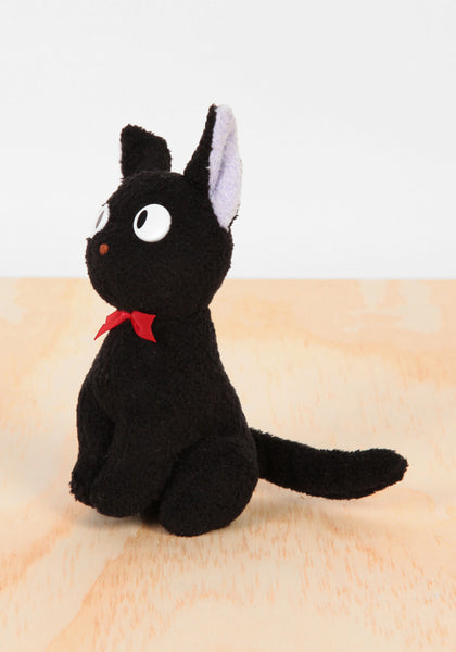 Kiki S Delivery Service Jiji Prim Cat Plush Newbury Comics