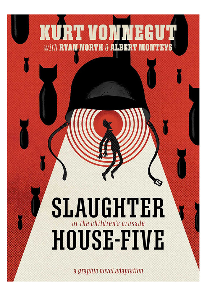 KURT VONNEGUT Slaughterhouse-Five: The Graphic Novel Hardcover
