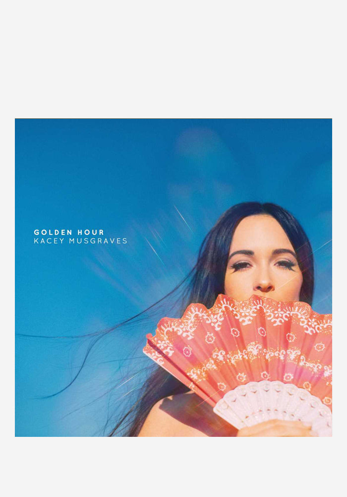 KACEY MUSGRAVES Golden Hour LP (Color)