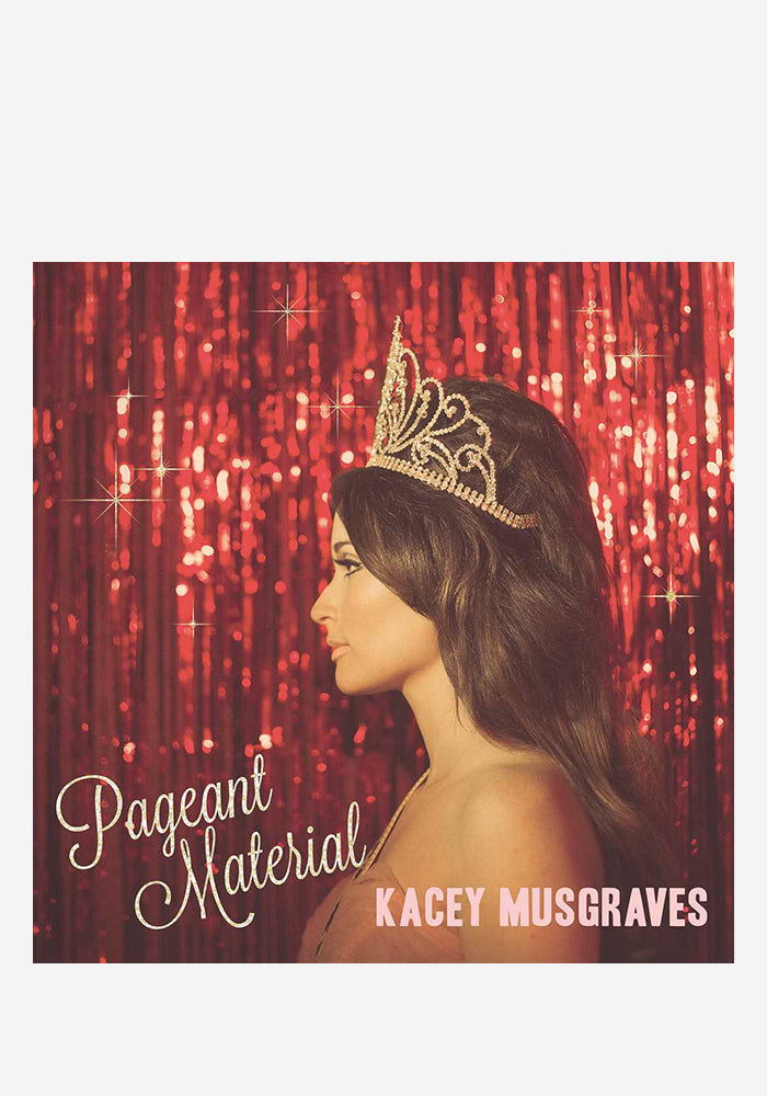 KACEY MUSGRAVES Pageant Material LP