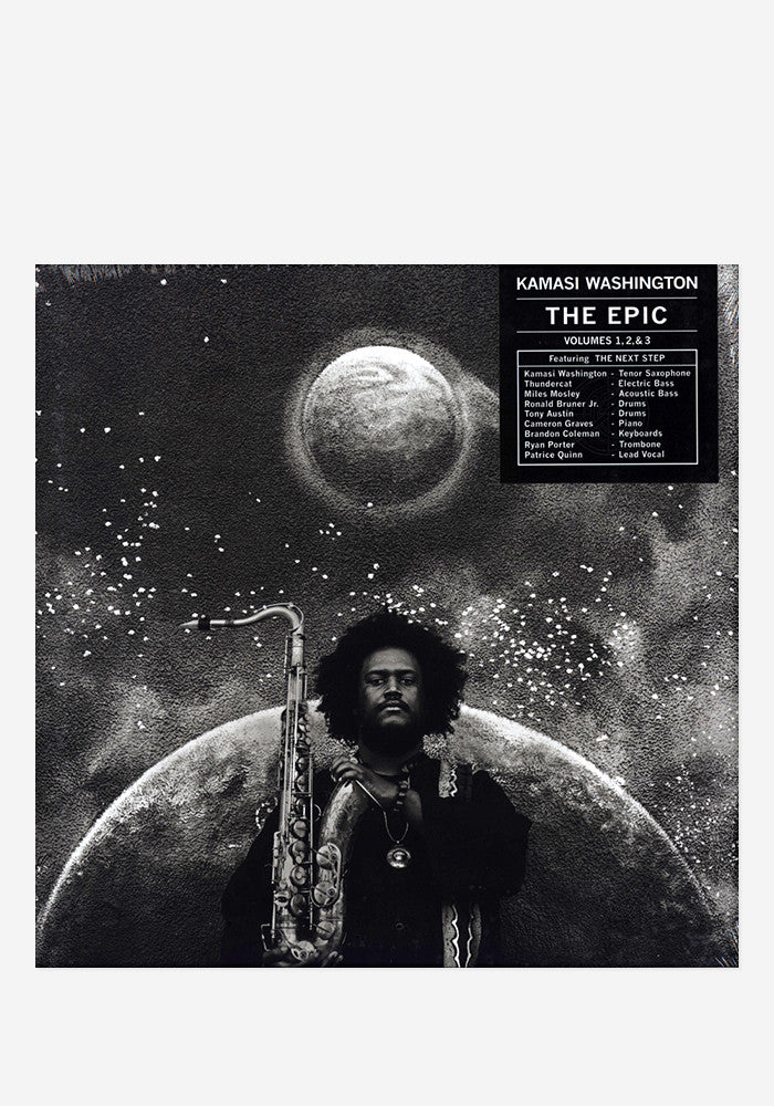 KAMASI WASHINGTON The Epic 3 LP