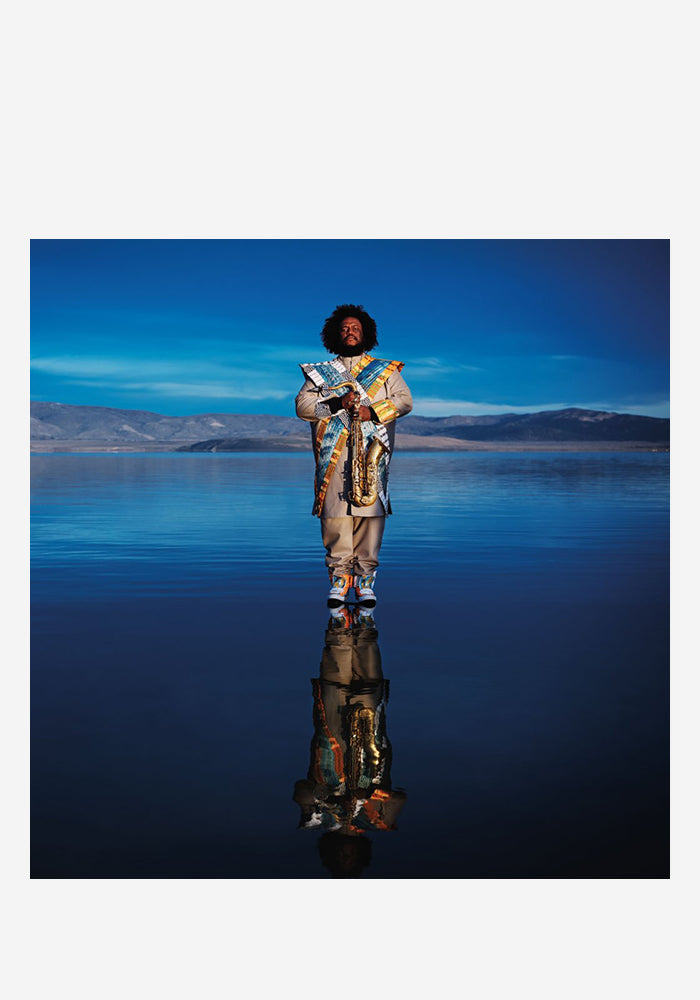 KAMASI WASHINGTON Heaven And Earth 4 LP