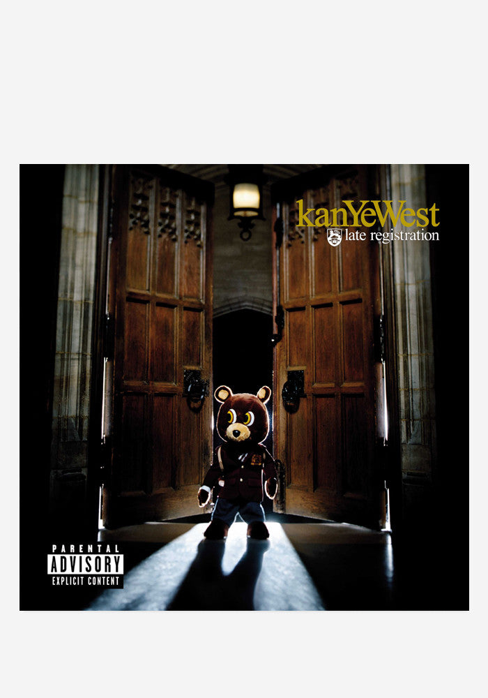 KANYE WEST Late Registration 2 LP
