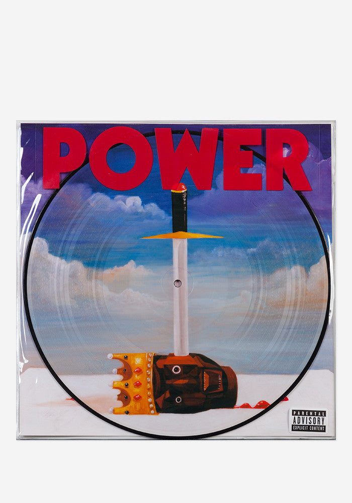 "KANYE WEST Power 12"" Single"