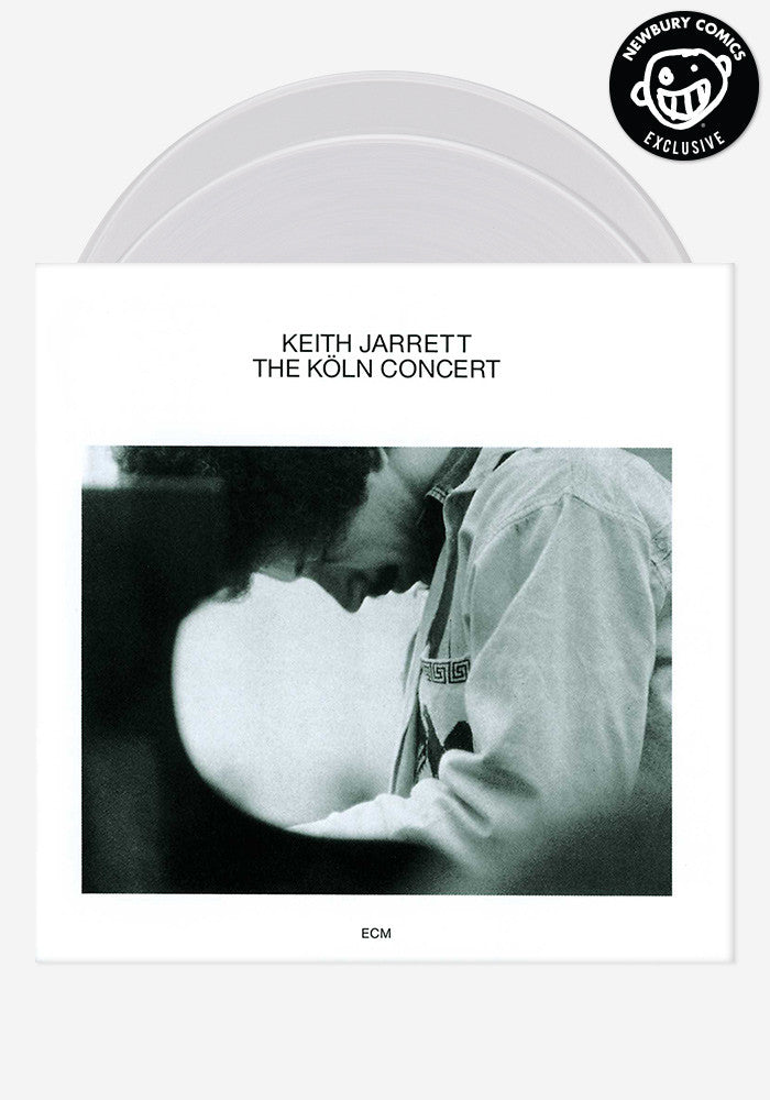KEITH JARRETT The Koln Concert Exclusive 2 LP