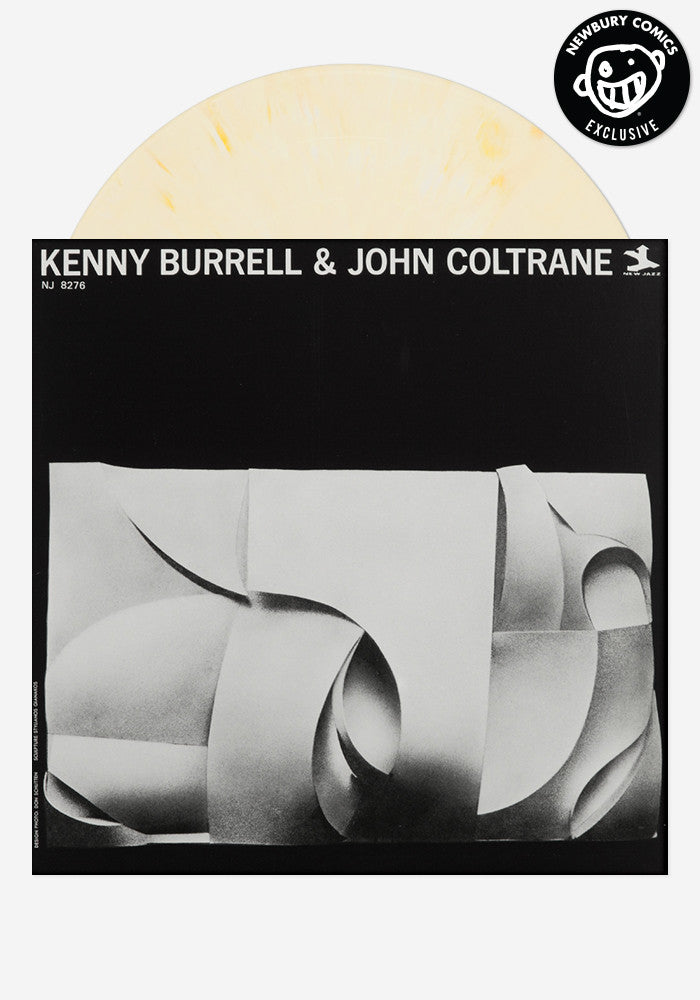 JOHN COLTRANE & KENNY BURRELL Burrell & Coltrane Exclusive LP
