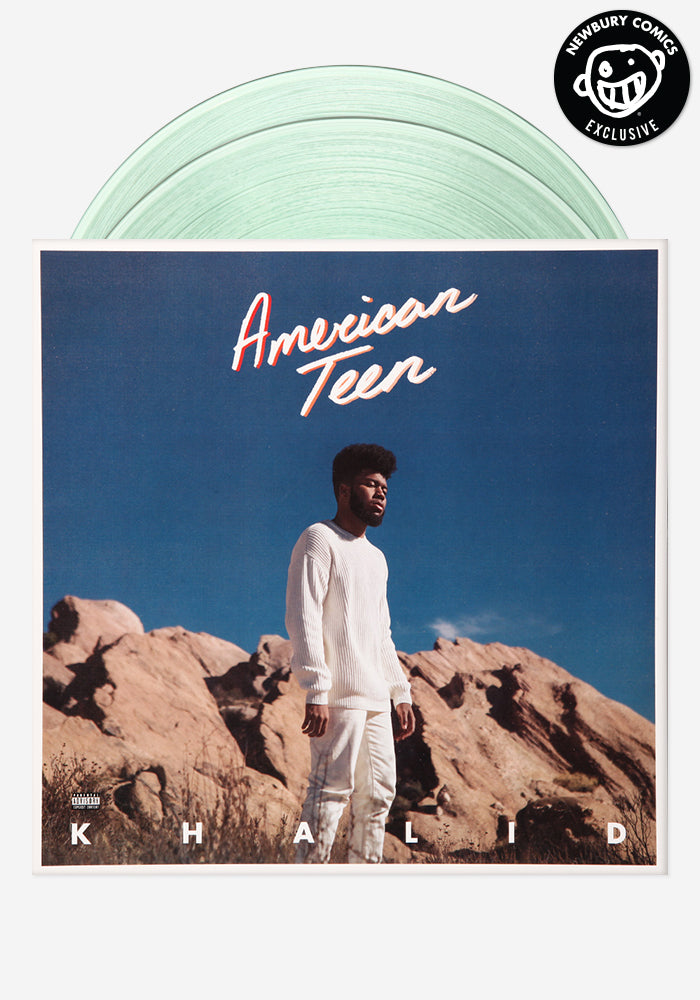 KHALID American Teen Exclusive 2 LP