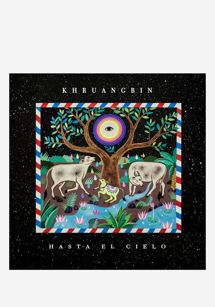 KHRUANGBIN Hasta El Cielo LP (Color)
