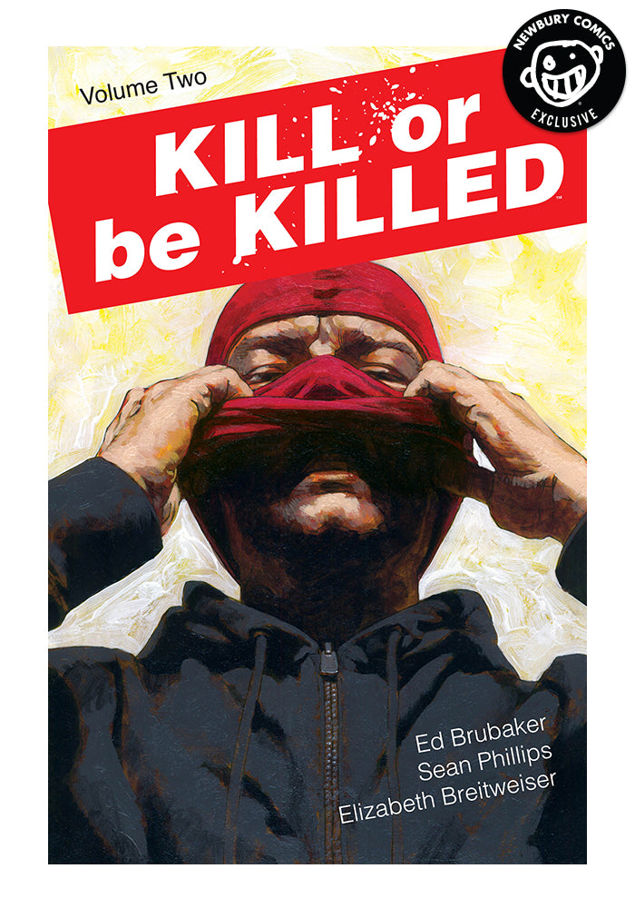 IMAGE COMICS Kill Or Be Killed Vol 2 Exclusive Variant Graphic Novel
