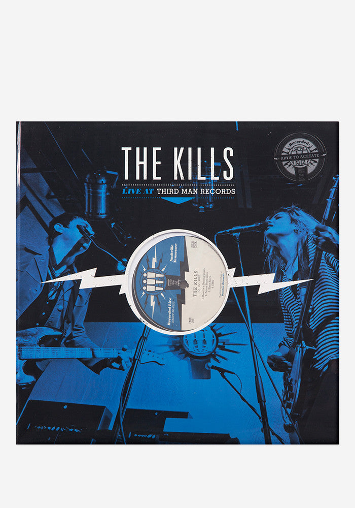 THE KILLS Live At Third Man LP
