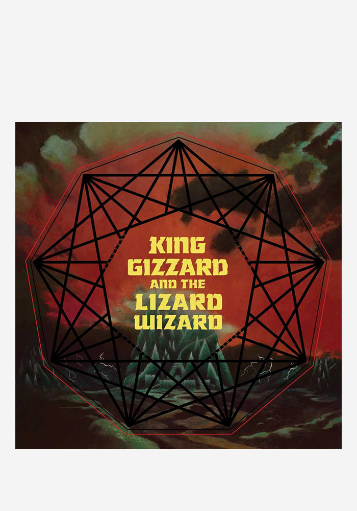 KING GIZZARD AND THE LIZARD WIZARD Nonagon Infinity LP