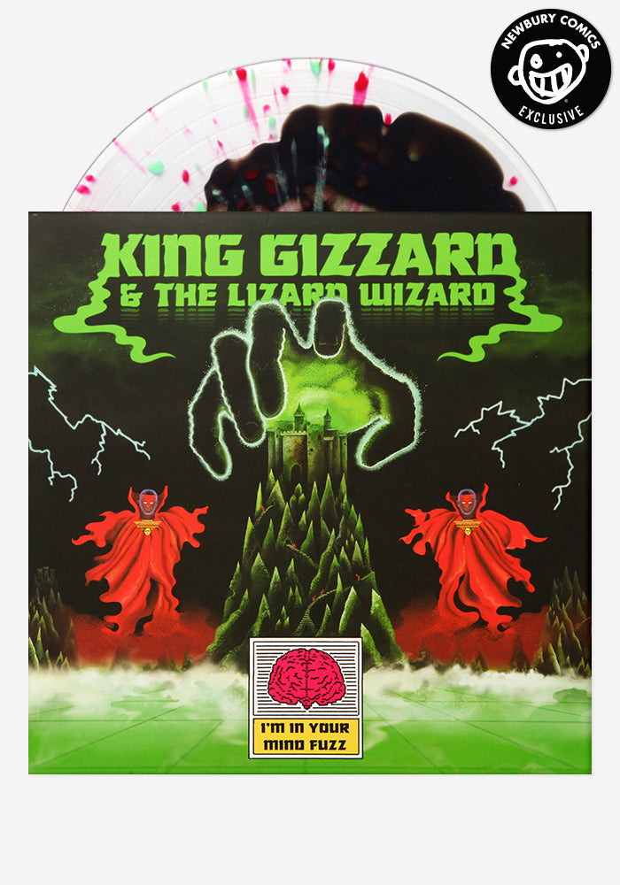 KING GIZZARD AND THE LIZARD WIZARD I'm In Your Mind Fuzz Exclusive LP