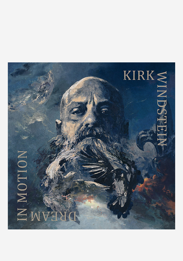 KIRK WINDSTEIN Dream In Motion CD (Autographed)