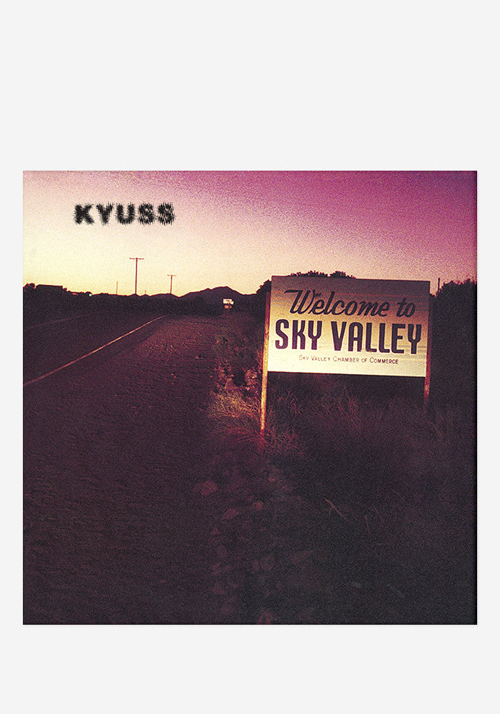 KYUSS Welcome To Sky Valley LP
