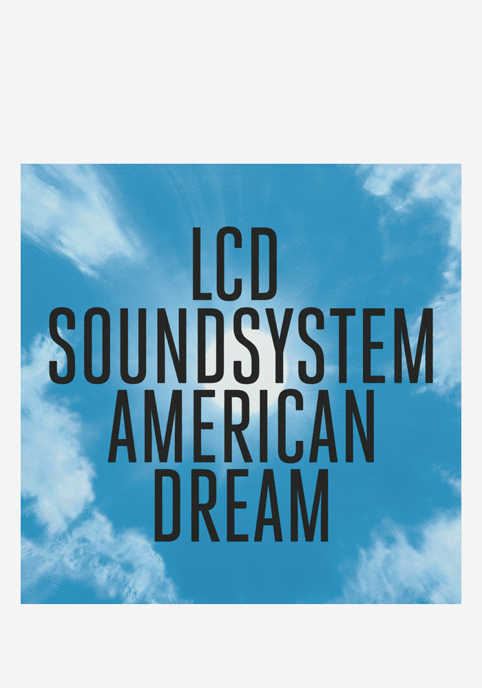 LCD SOUNDSYSTEM American Dream 2 LP