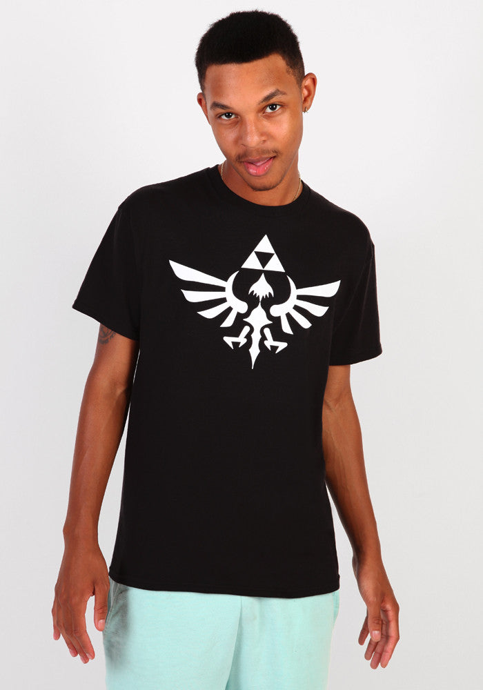 LEGEND OF ZELDA Triumphant Triforce Logo T-Shirt