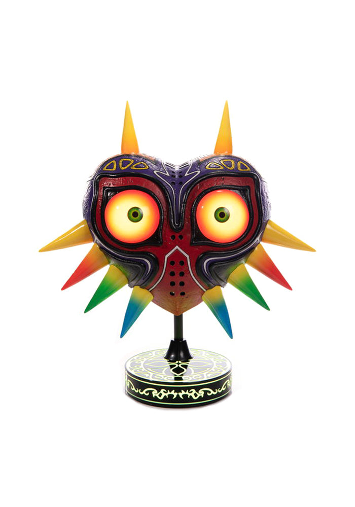 LEGEND OF ZELDA Majora's Mask Collector's Edition PVC Statue