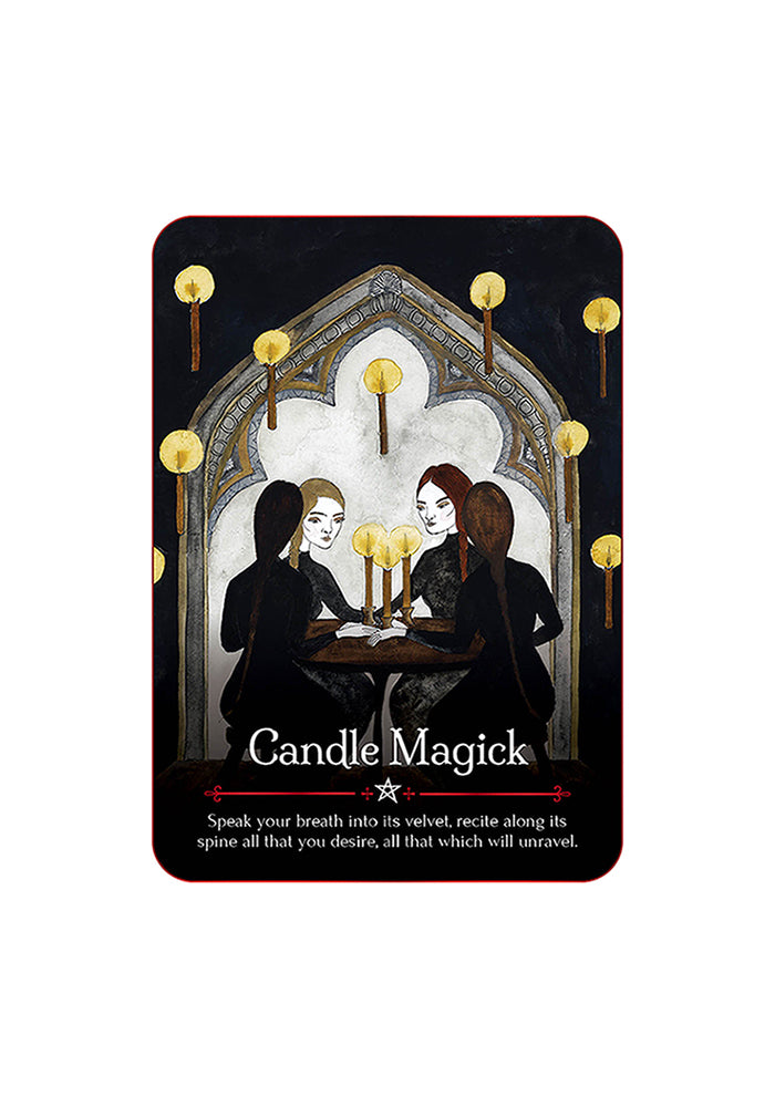 LORRIANE ANDERSON & JULIET DIAZ Seasons of the Witch: Samhain Oracle - Harness the Intuitive Power of the Year's Most Magical Night