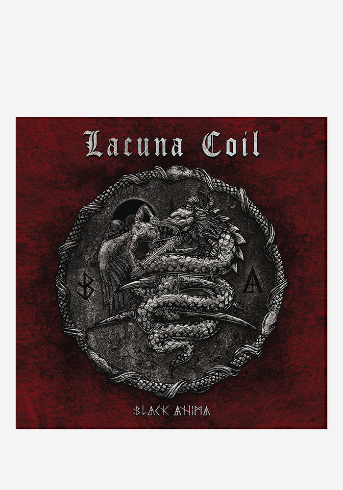 LACUNA COIL Black Anima CD (Autographed)