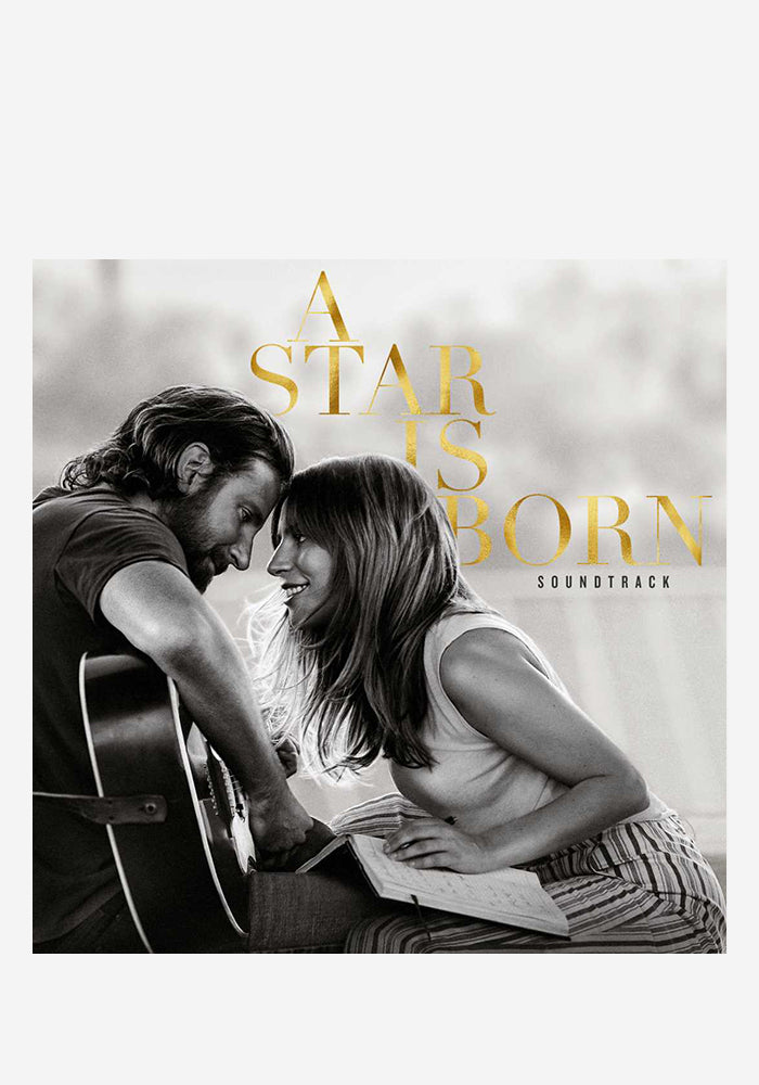 LADY GAGA / BRADLEY COOPER Soundtrack - A Star Is Born CD